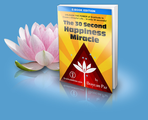 Product picture The 30 Second Happiness Miracle - Powerful Technique