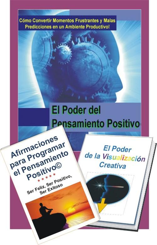 Product picture El Poderdel Pensamiento Positivo MR + Manuales Aplicativos