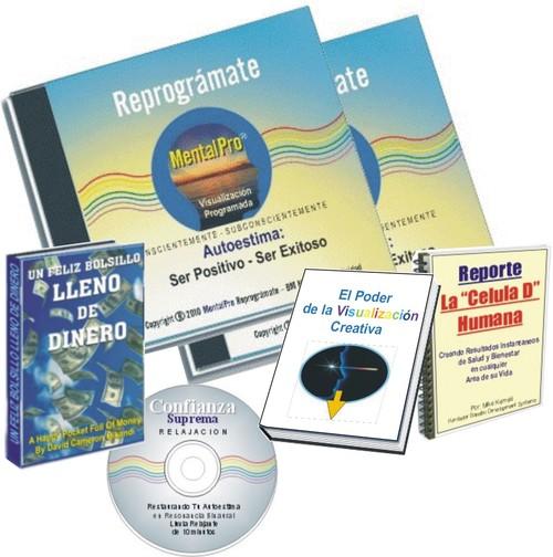 Product picture Videoprogramador MentalProg - Reprogramate (V-Masculina)