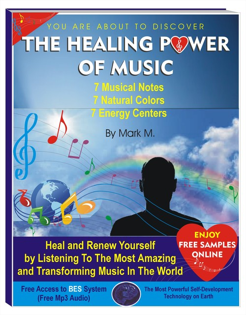Product picture The Amazing Healing Power of Music, Free Samples Online